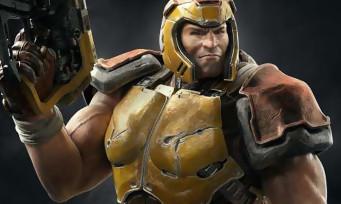 Quake Champions : trailer sur PC et inscription à la bêta fermée