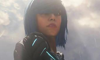 Quake Champions : une nouvelle vidéo qui présente le personnage Nyx