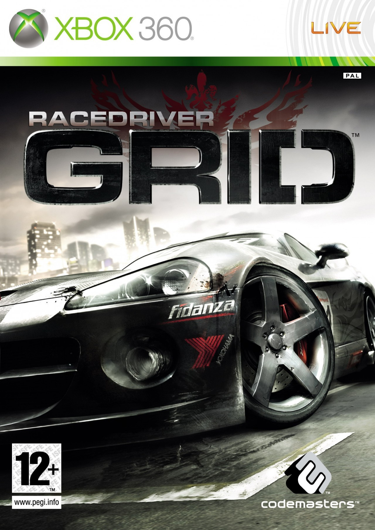 Codemasters Race Driver Grid PC Oyun.