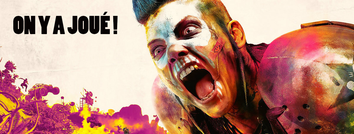 RAGE 2 : on y a joué, quand DOOM rencontre Mad Max