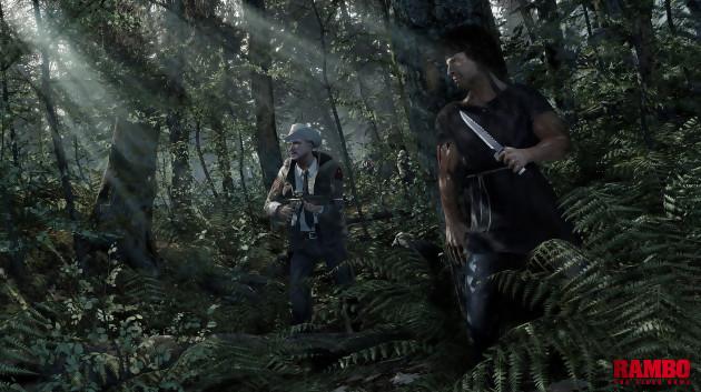 Rambo : Le Jeu Vidéo
