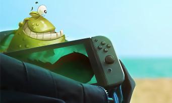 Rayman Legends : une nouvelle vidéo sur Nintendo Switch