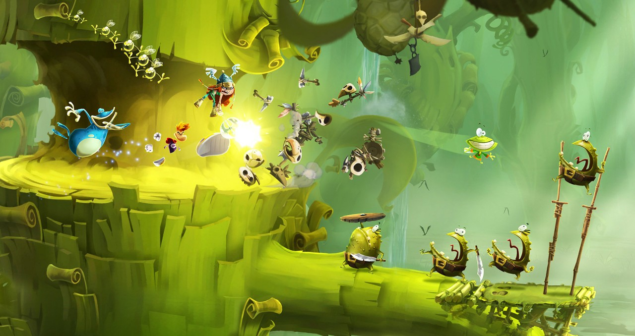 Filme Rayman intended for ps3][x360][wiiu][pc][psv] rayman legends | hooper.fr