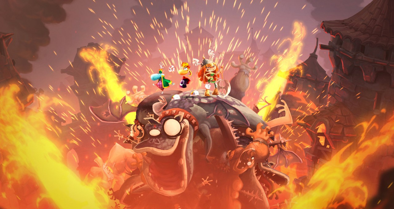 Filme Rayman regarding ps3][x360][wiiu][pc][psv] rayman legends | hooper.fr