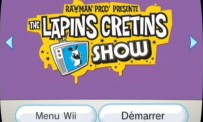 Test The Lapins Crétins Show