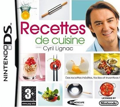 Recette cuisine ds cyril lignac images for Stage de cuisine cyril lignac