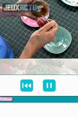 Test recettes de cuisine avec cyril lignac sur ds - Chef de cuisine definition ...