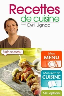 Images recettes de cuisine avec cyril lignac - Cours de cuisine cyril lignac ...