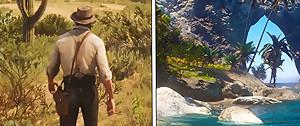 Red Dead 2 : voici comment faire pour aller à Mexico et sur l'île de Guarma