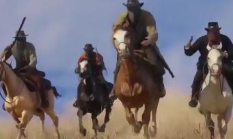 Red Dead Redemption 2 : voici le premier trailer et il est magnifique !