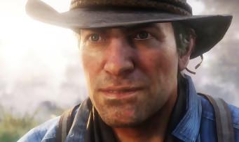 Red Dead Redemption 2 : trailer de gameplay avec Arthur Morgan