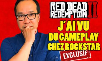 Red Dead Redemption 2 : on a vu 45 min de gameplay chez Rockstar North