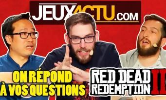 Red Dead Redemption 2 : suivez JEUXACTU en direct sur LeStream