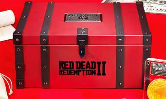 Red Dead Redemption 2 : voici le contenu des éditions collectors