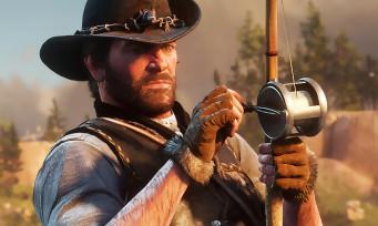 Red Dead Redemption 2 : Rockstar dit combien d'animaux il y a dans le jeu