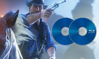 Red Dead Redemption 2 : le jeu, trop lourd, devra tenir sur plusieurs disques
