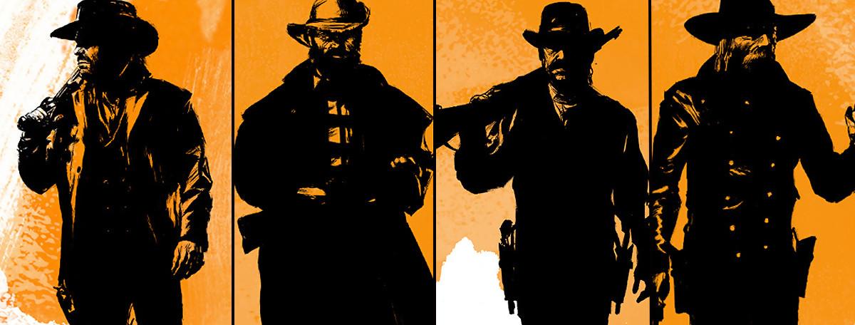 Red Dead Redemption 2 : ces indices qui révèlent l'identité des persos