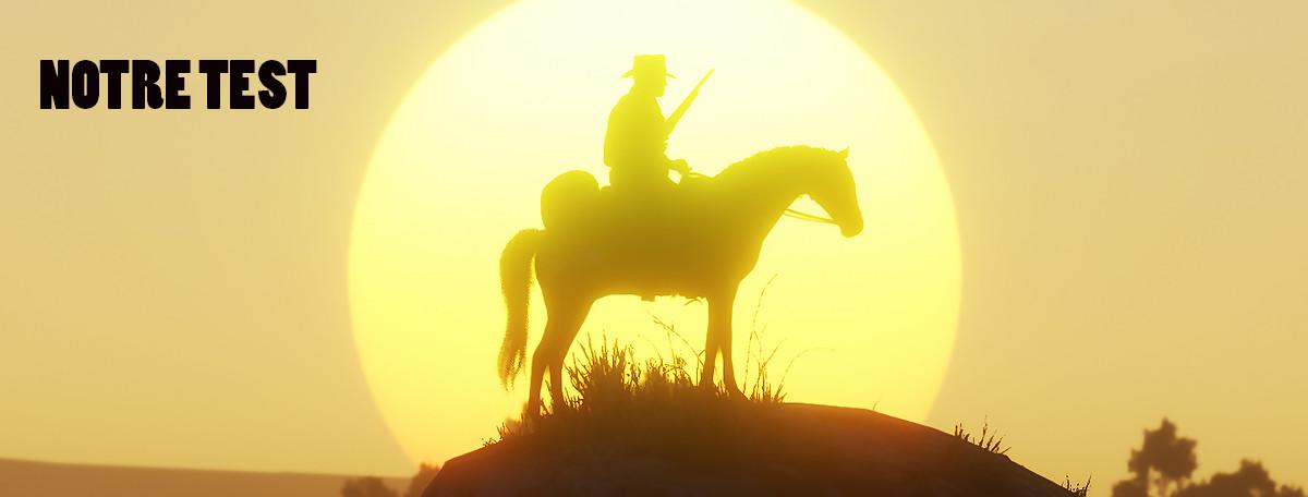 Test Red Dead Redemption 2 : quand Rockstar donne une leçon de jeu vidéo