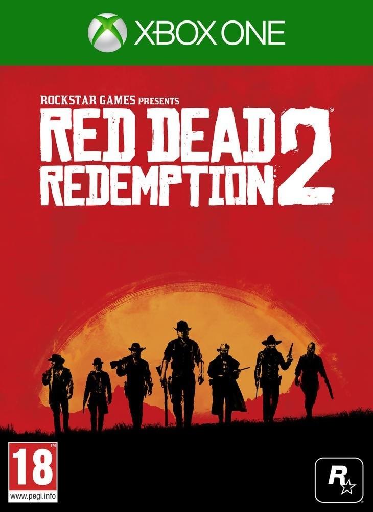 """Résultat de recherche d'images pour """"red dead redemption 2 cover xbox"""""""