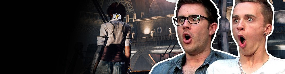 Cyprien Gaming : Remember Me testé par Cyprien