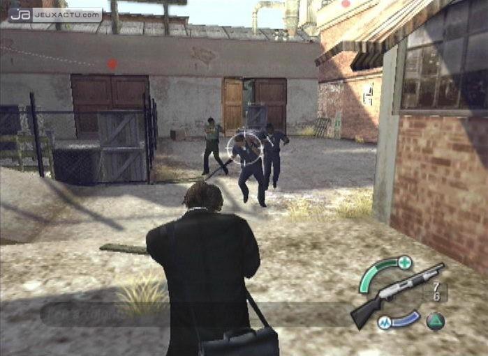 jeux de gangster