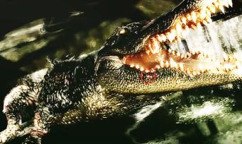 Resident Evil 2 : la scène du crocodile géant est très difficile à reproduire !