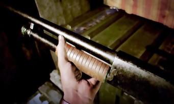 Resident Evil 7 : teaser du fusil à pompe
