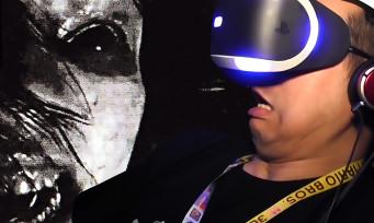 Resident Evil 7 : avec le PS VR, c'est la crise cardiaque assurée !