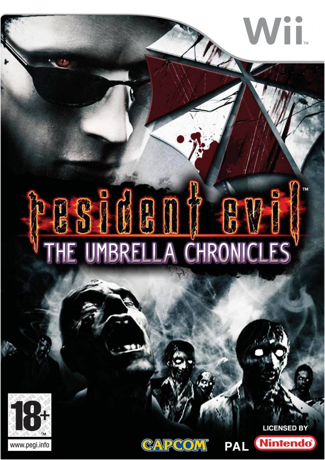 Rent Resident Evil: The Umbrella Chronicles Video Game for Wii