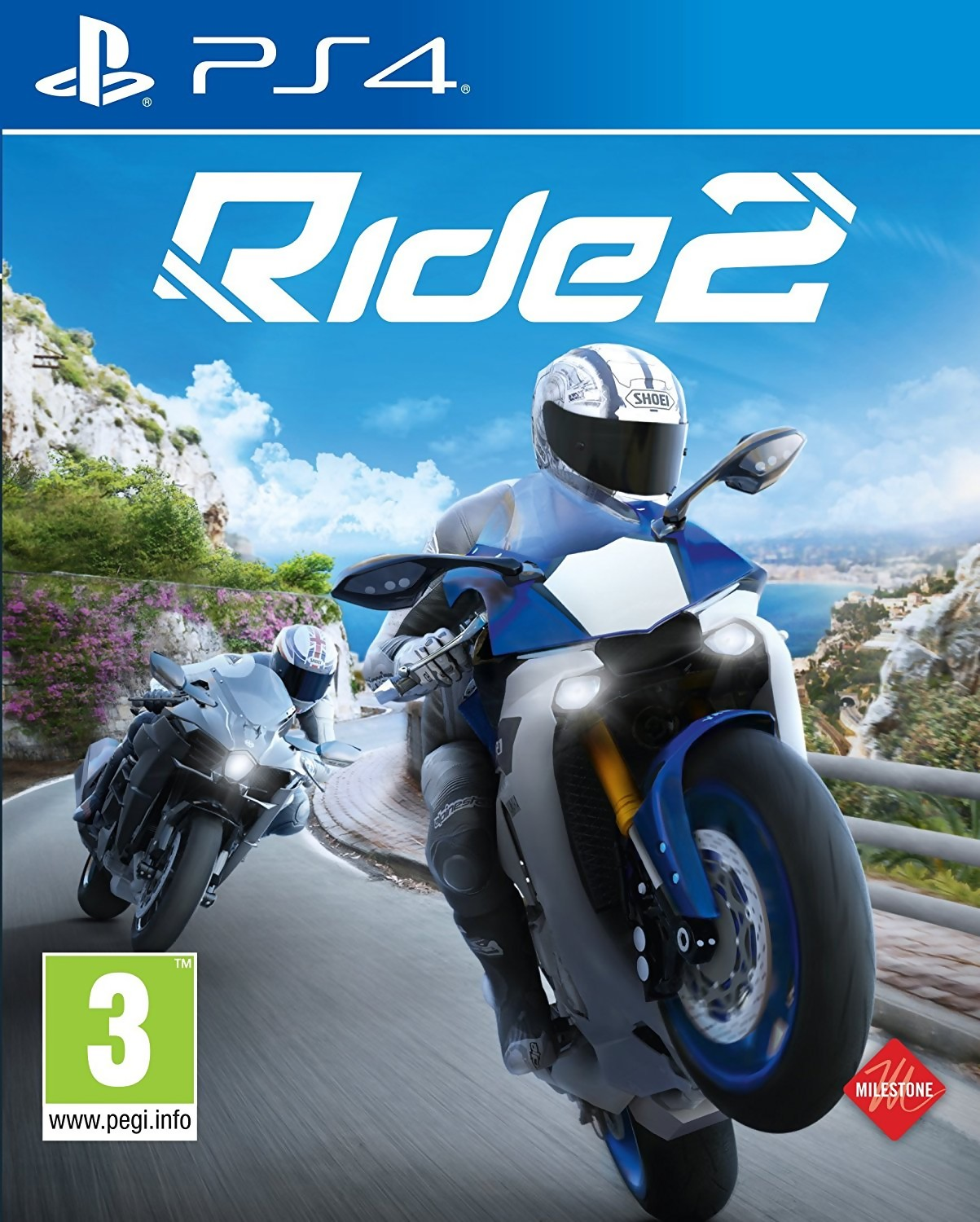 test ride 2 sur ps4 et xbox one sur ps4. Black Bedroom Furniture Sets. Home Design Ideas