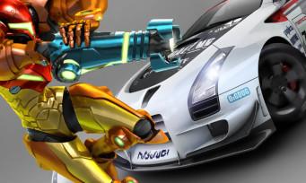 Ridge Racer 8 et Metroid Prime 4 en exclu sur Switch ? Premières rumeurs