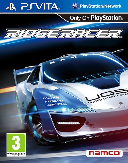 Download Ridge Racer Ps vita free