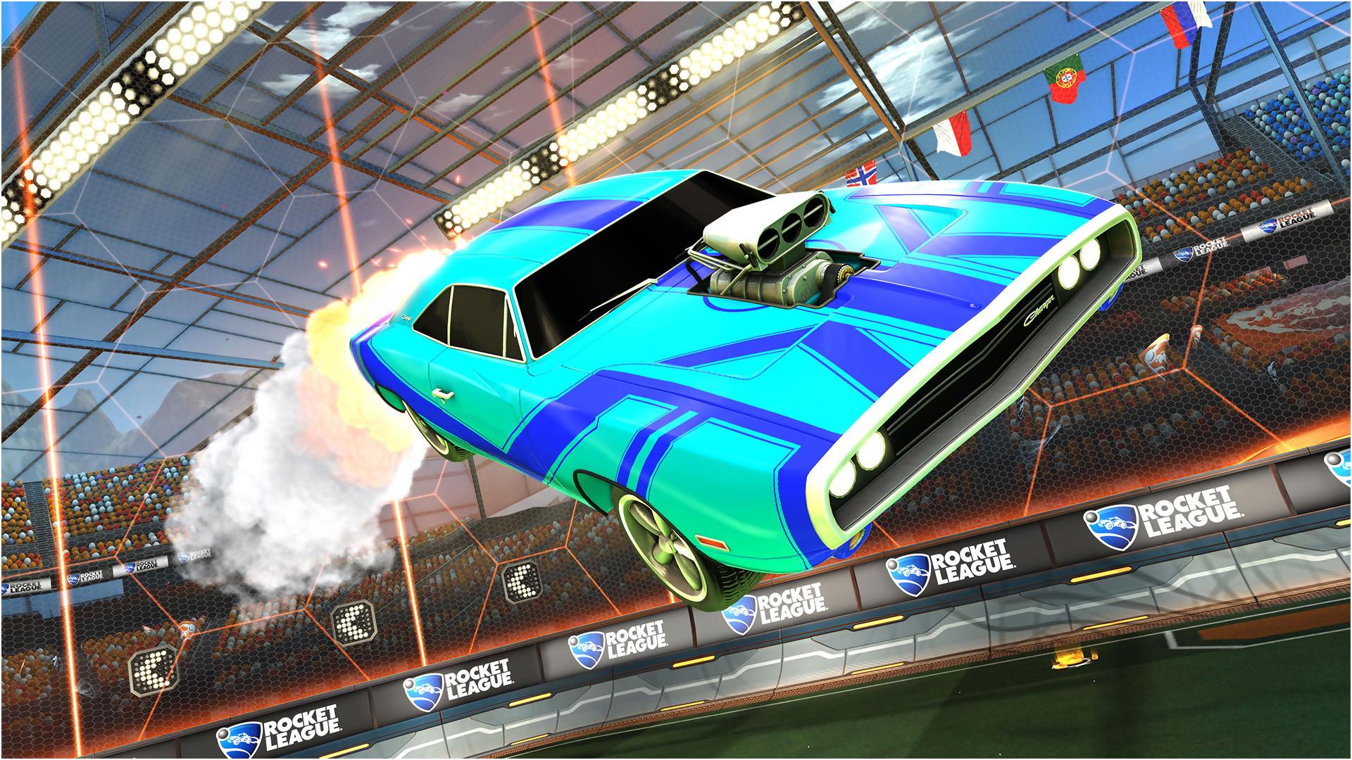Rocket League : toutes les images du DLC Fast & Furious