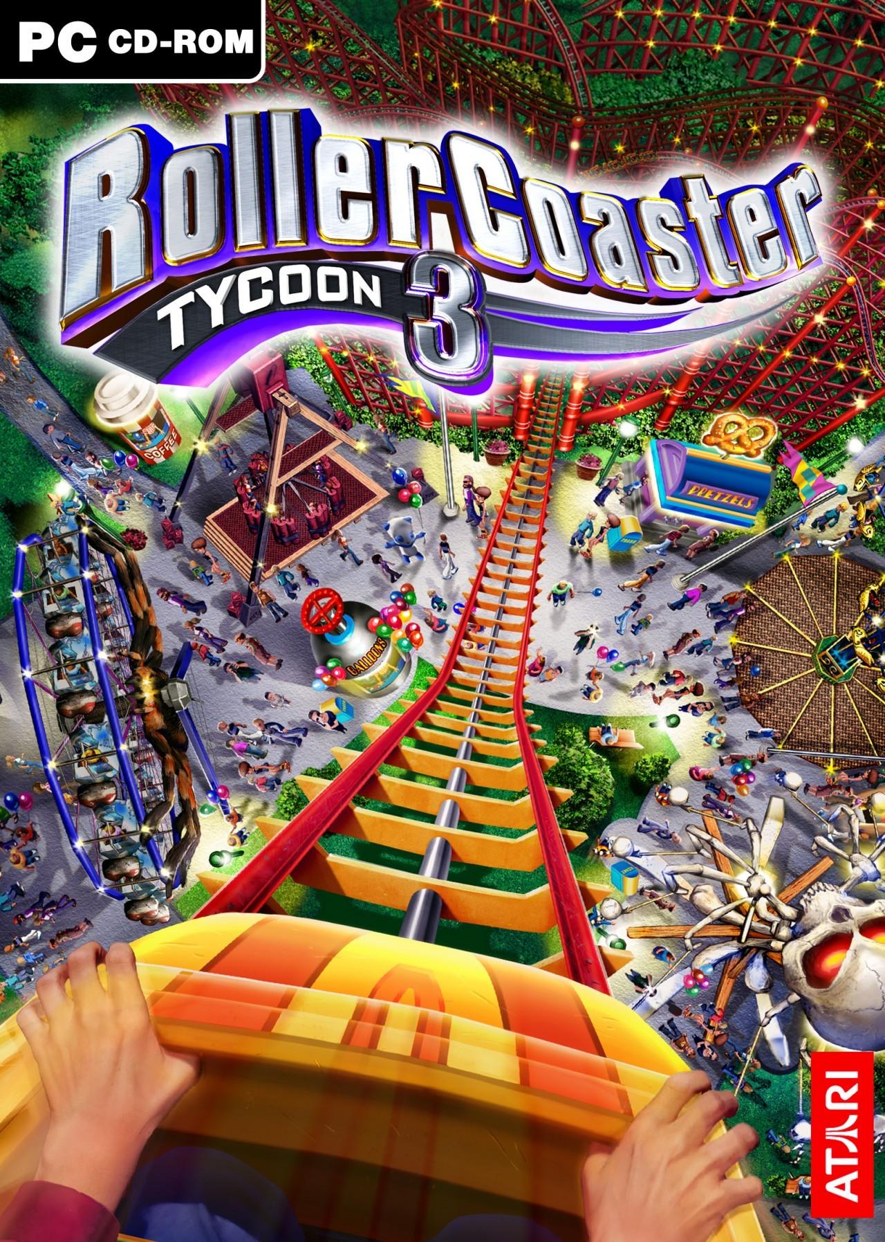 comment rembourser emprunt roller coaster tycoon 3