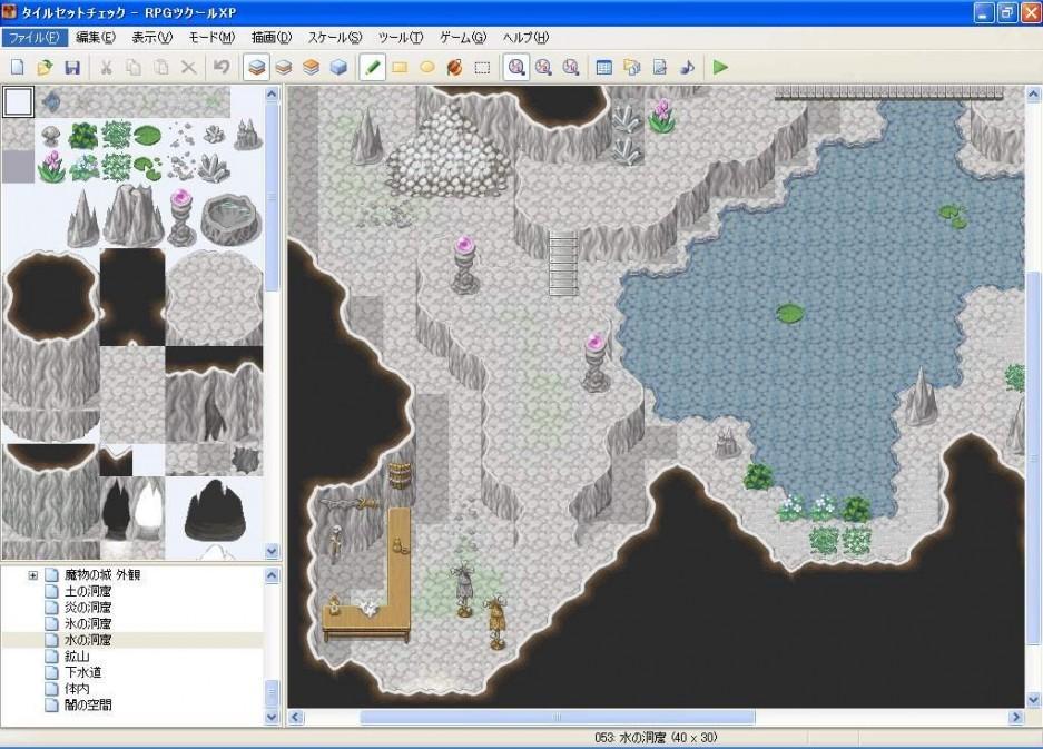 Как создать рпг карту