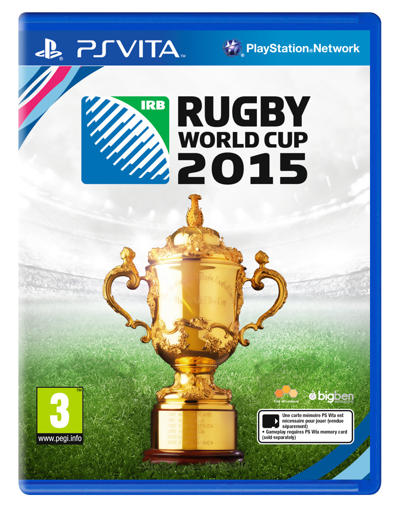 Rugby world cup 2015 dates