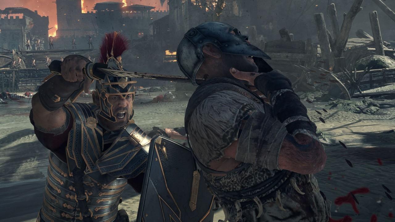 E3 2013 > Ryse Son of Rome : on a joué au jeu sur Xbox One !