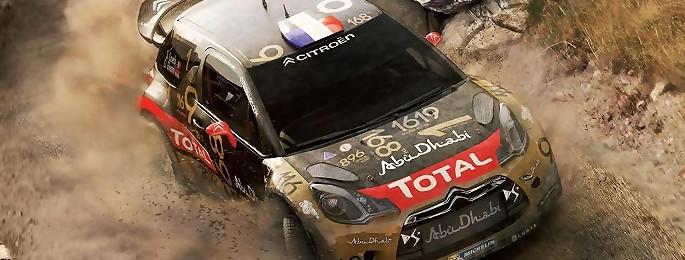 Test Sebastien Loeb Rallye Evo sur PS4