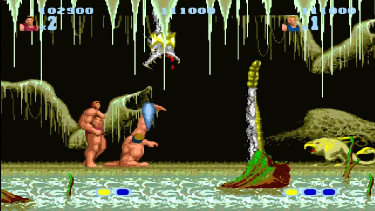 Test SEGA Mega Drive Ultimate Collection