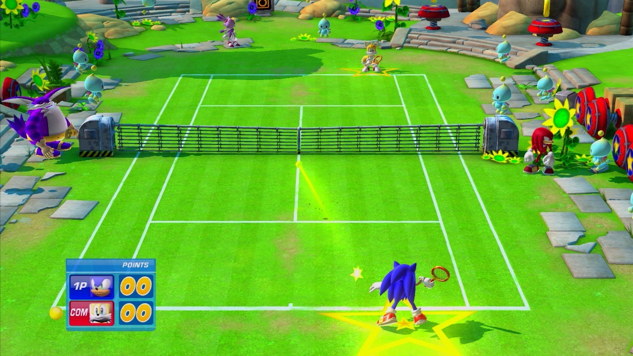 D'abord évoqué sous la forme d'une boutade, SEGA Superstars Tennis est rapidement devenu un projet sur lequel le studio Sumo Digital s'est appuyé, ...
