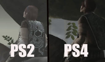 Shadow of the Colossus : PS2 vs PS4, le comparatif vidéo de l'intro