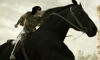 Shadow of the Colossus : une vidéo qui revient sur la beauté du jeu