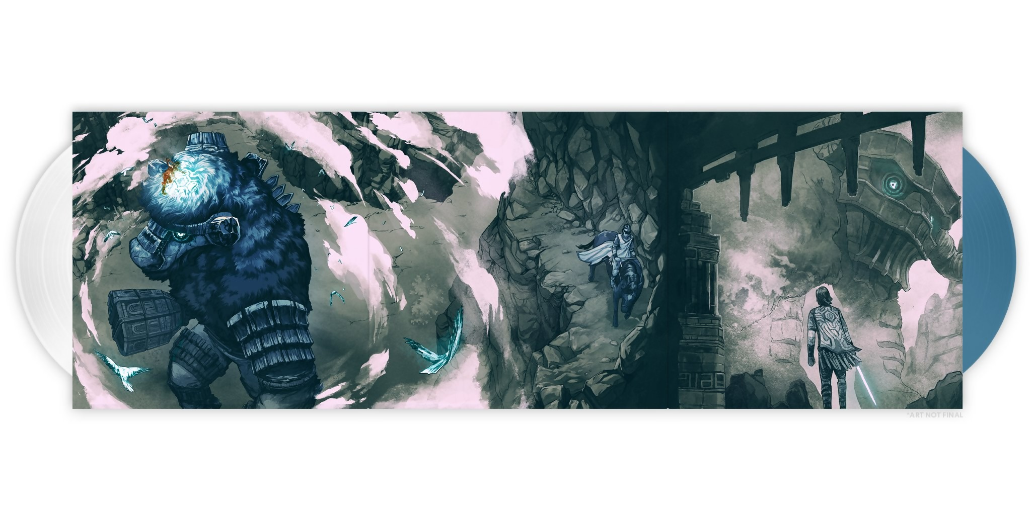 Shadow Of The Colossus Un Double Vinyle Collector Aux