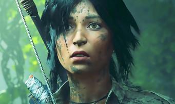 Shadow of the TOMB RAIDER : une vidéo avec Lara Croft qui se bat