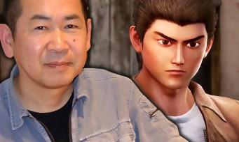Shenmue 3 : Yu Suzuki, le créateur, explique les soucis du trailer