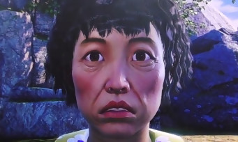 Shenmue 3 : trailer de gameplay sur les animations faciales