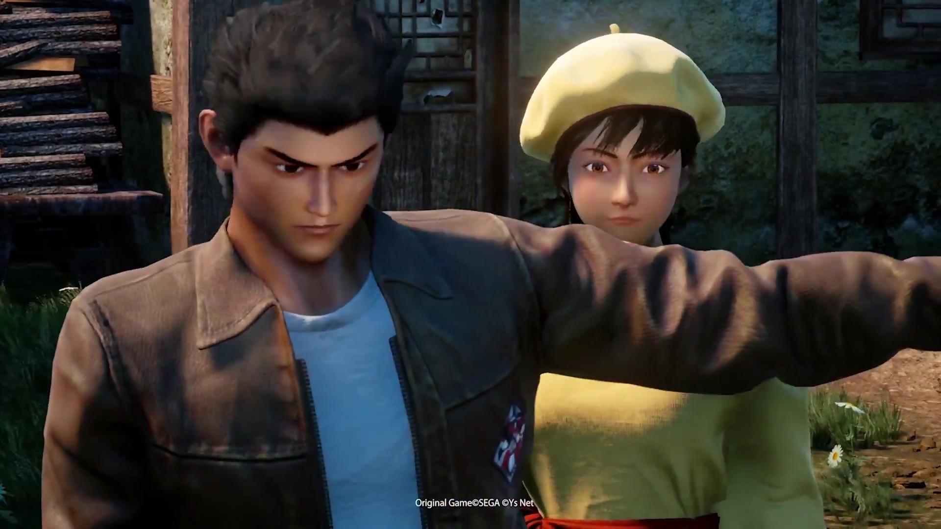 Gamescom 2017 - Enfin! Un vrai teaser pour Shenmue III!