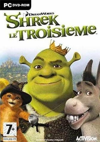 Shrek : Le Troisième en démo sur PC
