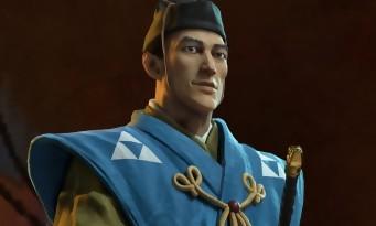 Civilization VI : le Japonais Hōjō Tokimune se présente en vidéo
