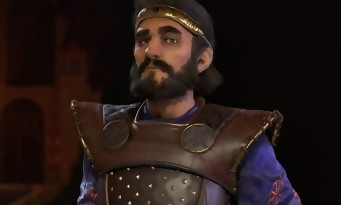 Civilization 6 : un trailer qui présente Cyrus 2, le roi de Perse